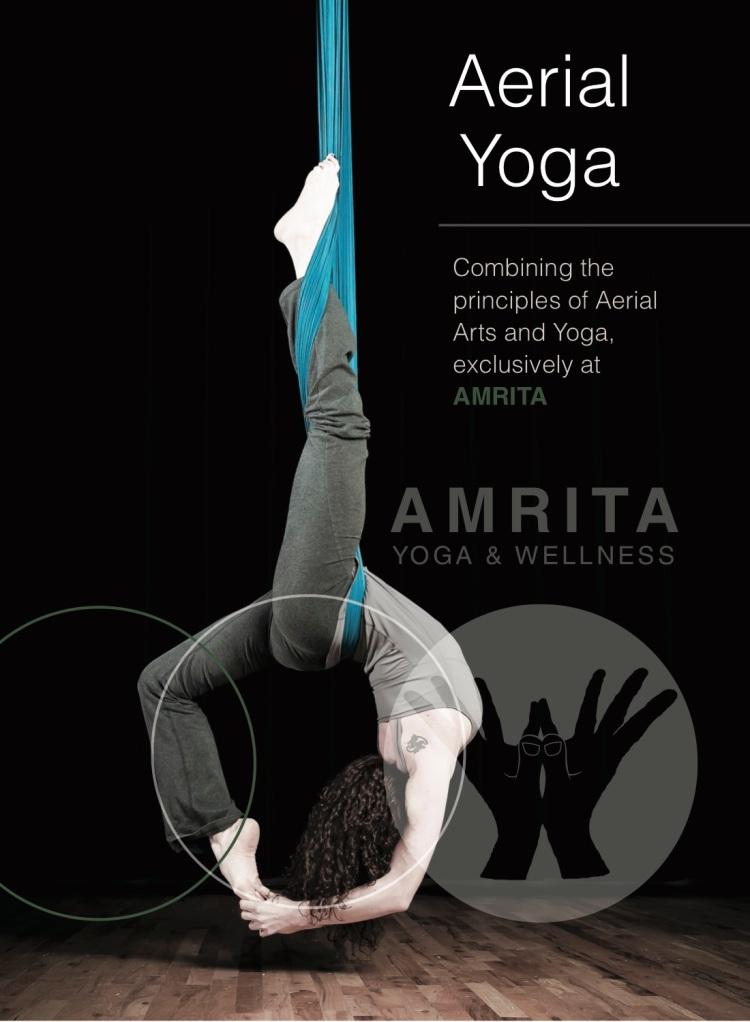 aerial yoga promo